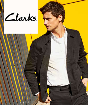 Clarks - up to 50% Off