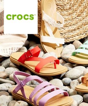Crocs - 40% Rabatt