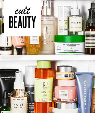 Cult Beauty - 15% Off