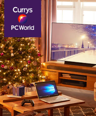 Currys PC World - Free  £15 Gift Card