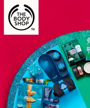 The Body Shop - 25% Rabatt
