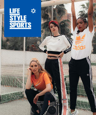 Life Style Sports - 5% off