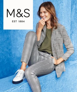 Marks and Spencer - Up to 50% off