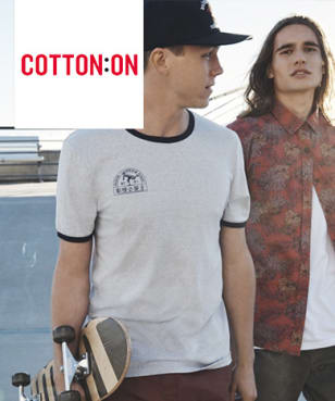 Cotton On - 20% off