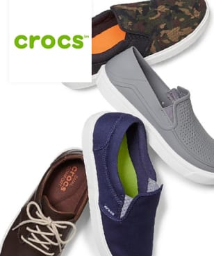 Crocs - €10