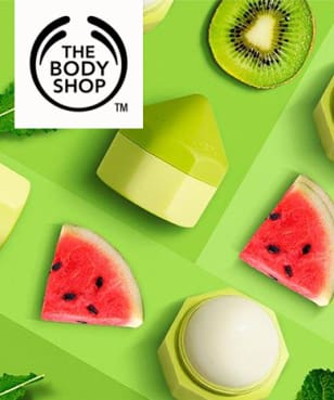 The Body Shop - 35% Off