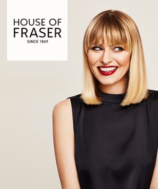 House of Fraser - 20% Off