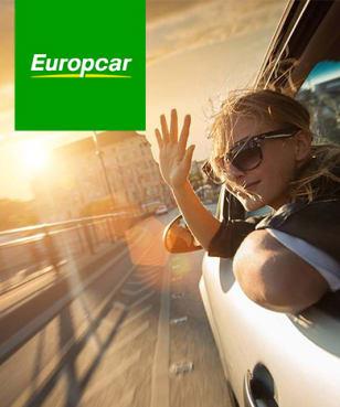 Europcar - €15 Off
