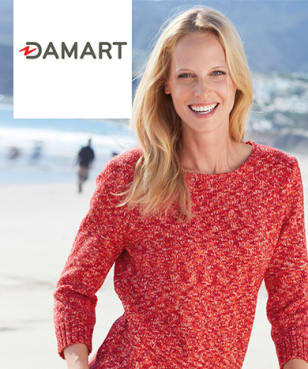 Damart - £10 Off