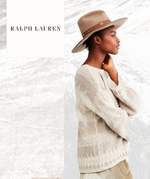 Ralph Lauren - up to 50% off