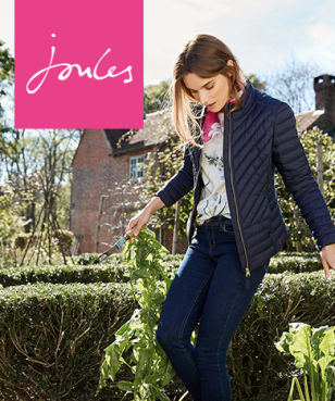 Joules - 25% off