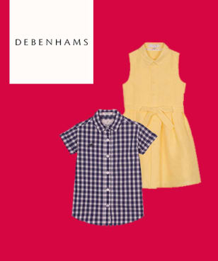 Debenhams - 50% Off