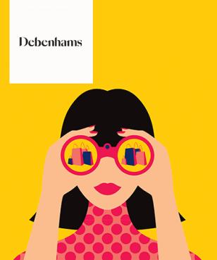 Debenhams - 20% Off