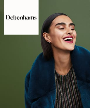 Debenhams - 10% Off