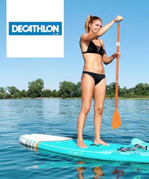 Decathlon - 50% Off