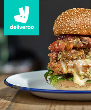 Deliveroo - £5 Off