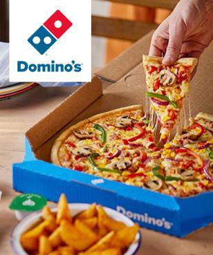 Domino's Pizza - 30% Off