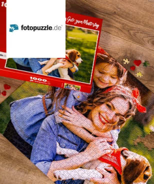 fotopuzzle.de - 16% Rabatt