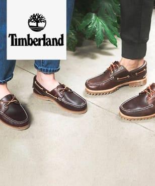 Timberland - jusqu'à 50% de réduction