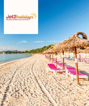 Jet2holidays - Amazing Discount