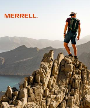 Merrell - 20% off