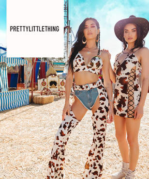 PrettyLittleThing - up to 70% Off