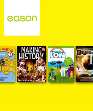 Eason School Books - 10% Off