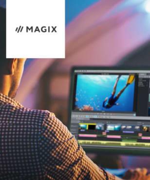 MAGIX - MAGIX - Até 42% OFF em produtos MAGIX com Cupom de Desconto!