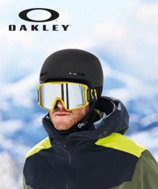 Oakley - 40€ Rabatt