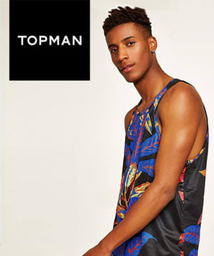Topman - 15% off