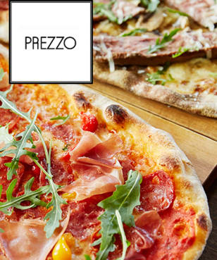 Prezzo - 2nd Main 4 £1