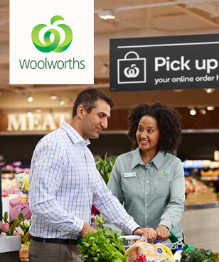 Woolworths Online - $10 Off
