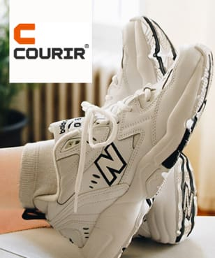 Courir - up to 50% off