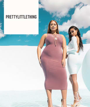 PrettyLittleThing - 50% off