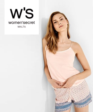 Women's Secret Malta - 15% off