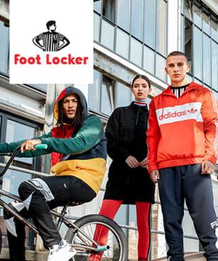 Foot Locker - Free £5 Gift Card