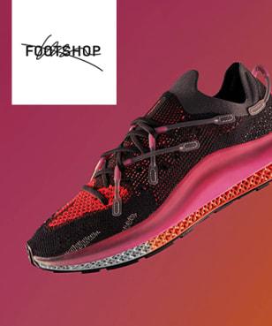 Footshop - 10% Rabatt
