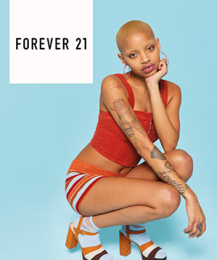 Forever 21 - 15% off