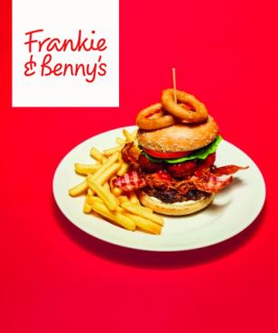 Frankie & Benny's - Best in market orang