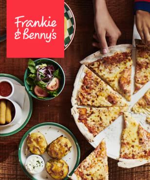Frankie & Benny's - Super Offer