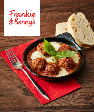 Frankie & Benny's - 25% Off