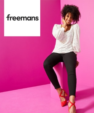 Freemans - Amazing Discount
