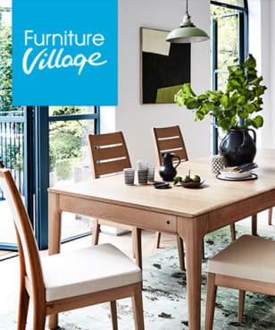 Furniture Village - £90 Off