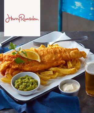Harry Ramsden's Restaurant - Hot Pick