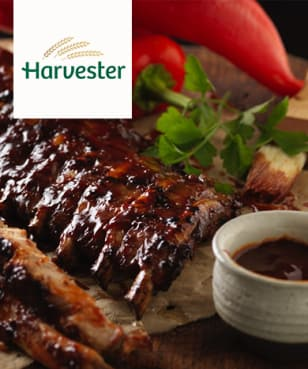 Harvester - Kids Eat £1 LIGHT