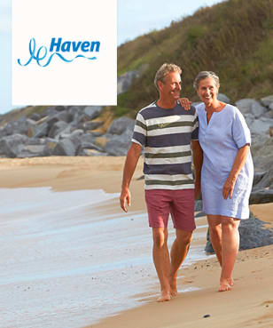 Haven Holidays - £10 Off
