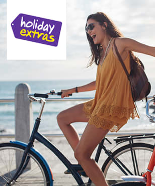 Holiday Extras - 15% Off