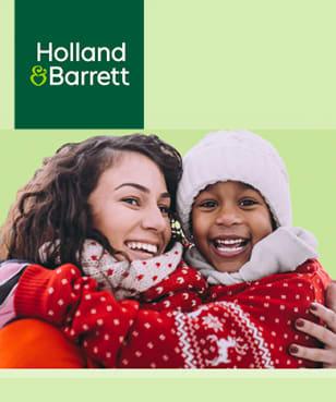 Holland & Barrett - 20% Off