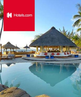 Hotels.com - 40% Off