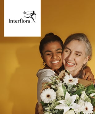 Interflora - 15% Off